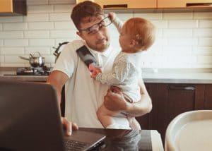 Home Office com as crianças em casa: como fazer?